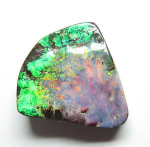 Queensland Boulder Opal 24.57ct Loose Australian Natural Stone