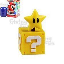 Mario Super Mario Wii Choco Figure aprox.1 Inch Tall-26 Star Block
