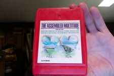 The Assembled Multitude- self titled- used 8 Track tape- nice shape- rare?