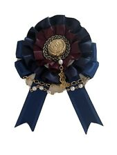 Alice and the Pirates Ribbon Brooch