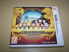Theatrhythm Final Fantasy: Curtain Call 3 DS ** Nuevo Y Sellado **