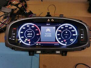 Seat Leon Mk3 2013-2019 Virtual Cockpit Clocks 5F0920790. I Can Set The Mileage.