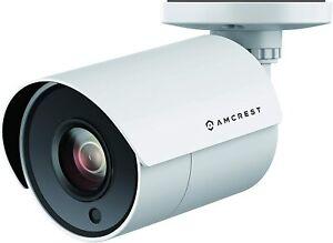 Amcrest UltraHD 4K Outdoor AMC4KBC36P-W 8 Megapixel Analog Security Camera BNC