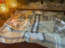"100% Pure Mulberry Silk Women Large Scarf Islamic Hijab Foulard Shawl  70"" x 35"""