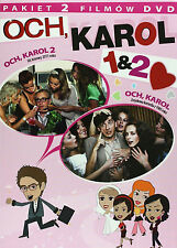 Och, Karol 1 & 2 (DVD 2 disc) komedia  POLSKI POLISH