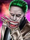 Makeup Horror Clown 5D Diamond Painting Full drill Rhinestone Embroidery /3417