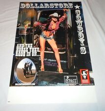 DOLLAR STORE COWBOYS~And The Horse They Rode In On~Orig Promo Poster~11x14~NM
