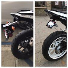 HONDA CBR500RA CB500F CBR500R CBR500RA ABS FENDER ELIMINATOR BLACK 2TS 2016-2019
