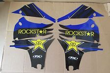FX TEAM ROCKSTAR GRAPHICS  YAMAHA  YZ450F   2010 2011 2012 2013