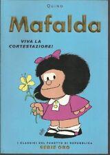 I CLASSICI DEL FUMETTO DI REPUBBLICA SERIE ORO 14 - Mafalda.