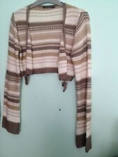 River Island Acrylic Striped Long Sleeve Women's Jumpers & Cardigans