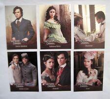 VAMPIRE DIARIES Near FOIL SET 6 of 9 CARDS 1st Series F2 F3 F5 F6 F7 F8