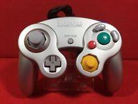 Nintendo Gamecube GC Controller Pad Silver USED F/S JAPAN