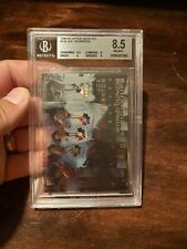 1996-97 UPPER DECK ICE JOE THORNTON ROOKIE RC BGS 8.5 .5 From A 9!