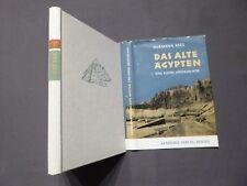 Buch, Kees, Das alte Ägypten, eine kleine Landeskunde, Akademie Verlag DDR 1977