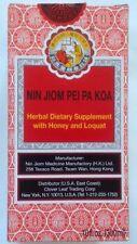 Nin Jiom Pei Pa Koa Oral Demulcent Sore Throat Syrup 10 0z - 300 ml Family Size