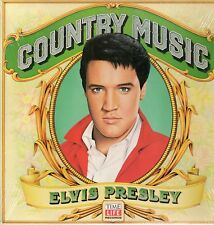 Elvis Presley Vinyl LP Time Life Records, 1981, STW-106, Country Music ~ EX