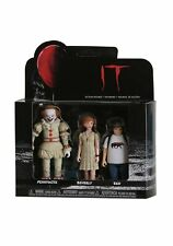 Funko IT Action Figures: It (2017) 3-Pack: Pennywise, Ben and Beverly