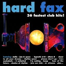 VARIOUS ARTISTS - HARD FAX CD 36 Fastest Club Hits!!