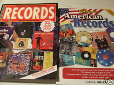 PRICE GUIDE TO RECORDS LOT OF 2 BOOKS