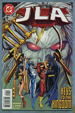 JLA #9 1997 Grant Morrison Oscar Jimenez DC Comics D