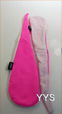 Zeekio Sock Poi - Neon Pink/White-Quality Stretch Material POI with Bean Bags