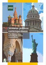 UNED Sistemas políticos contemporáneos, eBook, 2011