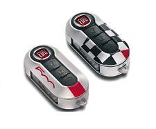 Fiat 500 White Remote Key Covers - Sport X 2 - Ivory New + Genuine 71805963