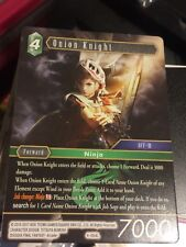 Final Fantasy TCG Opus 4 Legendary Legend Onion knigh 4-054L MINT/NM Square Enix