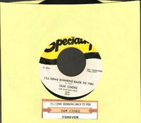 Cooke, Sam - I'll Come Running Back To You Specialty 619 Vinyl 45 rpm Record