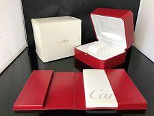 CARTIER PASHA WATCH BOX CASE CO1018 100%Authentic fm610