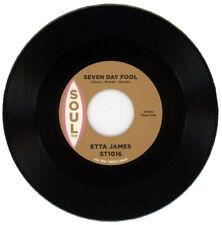 "ETTA JAMES ""SEVEN DAY FOOL"" POUNDING NORTHERN SOUL / R&B"