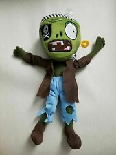 Plants vs Zombies 30 CM 12'' Soft Plush Toy Doll Pirate zombie Game Figure gift