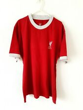 Liverpool Dalglish Retro Home Shirt. Medium. Official Merchandise Red Adults Top