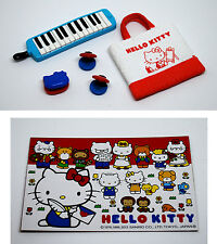 Re-ment Hello Kitty Sanrio Rement musical school bag doll Blythe Pullip Licca