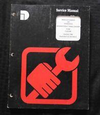 INTERNATIONAL DRESSER 573 SERIES B DIESEL ENGINE SERVICE REPAIR OVERHAUL MANUAL