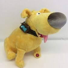 Disney Store Up Dug Doug Taking Dog Plush Toy 12""
