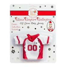 The Elf on the Shelf Couture: Game Day Jersey for Boy or Girl Elf- NIP