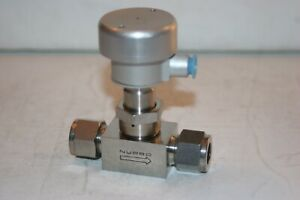 1/2 Tube 316ss Actuated Valve N/C Swagelok SS-8BK-91NC