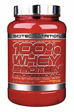 Scitec Nutrition 100 whey protein Professional - 920g sabor tarta de queso C