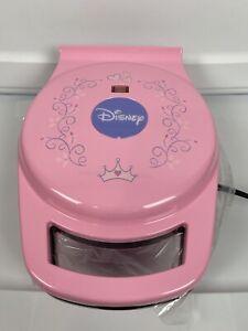 Vintage Rare VillaWare Disney's Princess Disney Waffle Maker B5566-20 New In Box