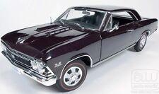 1966 Chevelle SS396 PLUM MIST 1:18 Auto World 1008