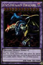YuGiOh Five-Headed Dragon PGL2-EN078 GOLD RARE ENGLISCH TCG AtzenJens