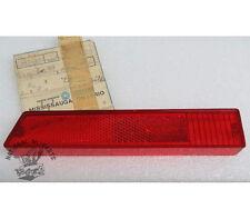 Mopar NOS 1970-71 Dodge Dart Right Rear Side Marker Light Lens, Red 3420782