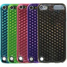 New Design Silicone gel Diamond Case for Apple Ipod Touch 5G