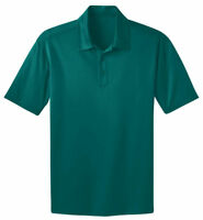 Port Authority TLK540 Mens TALL Silk Touch Dri-Fit Polo Shirt LT-4XLT Golf Big
