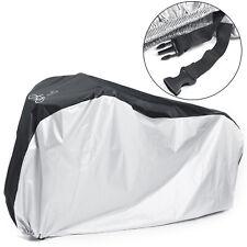 Waterproof Outdoor Fabric Bicycle Bike Cover Anti Dust Rain Snow + Storage Bag