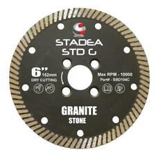 Stadea Diamond Saw Blade 6 Inch Continuous Turbo Series Standard G Parent