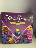 Trivial Pursuit Genus Edition Parker Board Game Complete EXCELLENT CONDITION