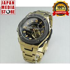 CASIO G-Shock GST-210GD-1AJF G-Steel Limited Chrono Watch JAPAN GST-210GD-1A
